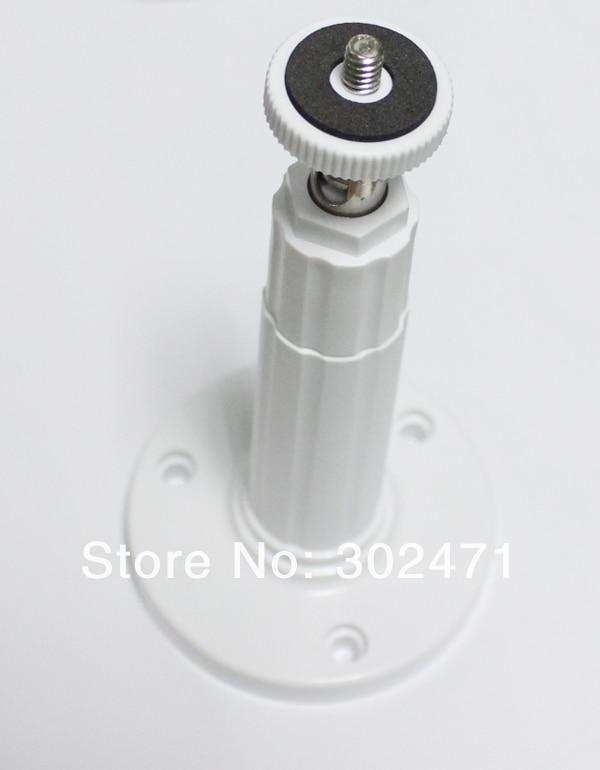 5 шт./лот, белый настенное крепление или кронштейн для видеонаблюдения Камера крепление