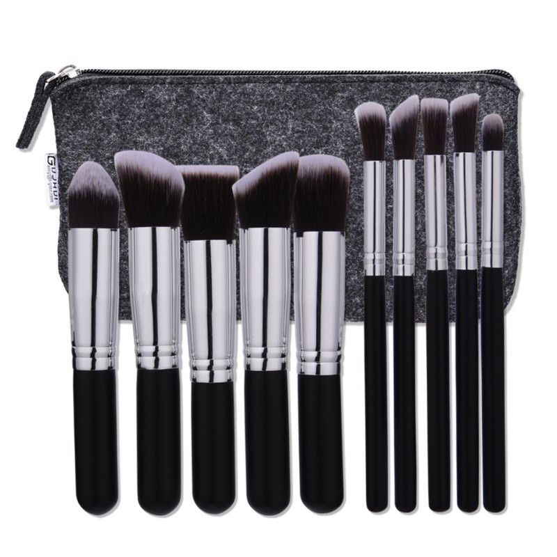1set Pro Makeup Brush Sets Tools Cosmetic Brush Foundation Eyeshadow Eyeliner Lip Powder Brush Pinceau Maquillage