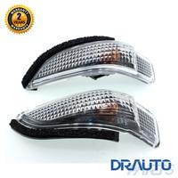 Rechts Links Echt Knipperlichten Spiegel Indicator Lamp Voor TOYOTA Camry Yaris Prius 81740-52050, 81730-52100