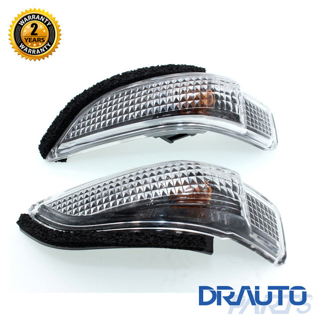 Right Left Genuine Turn Signal Lights Mirror Indicator Lamp For TOYOTA Camry Yaris Prius 81740 ...