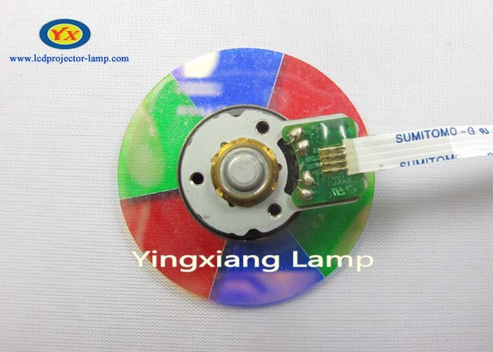 Original Projector Color wheel for Optoma EX540I projector color wheel for optoma x303 free shipping