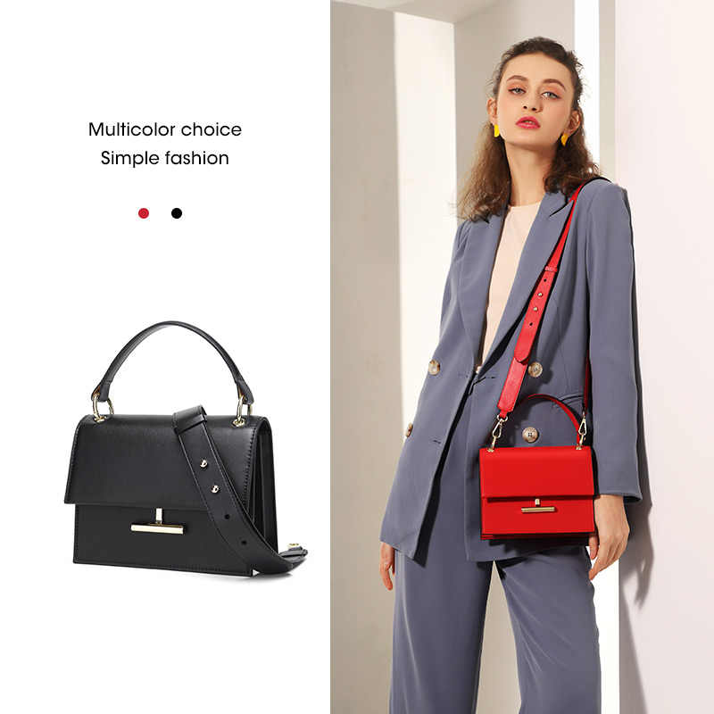 Bison bolsas de luxo bolsas femininas designer couro vaca moda crossbody sacos para as mulheres 2019 senhoras bolsa de ombro b1616