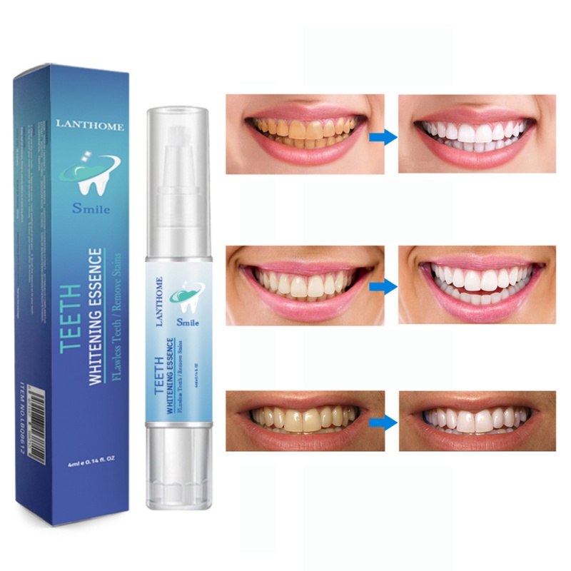 Whitening-Pen Stain-Eraser Teeth-Care Tooth-Gel Effective Smile Bleach Hot 1PCS Celebrity