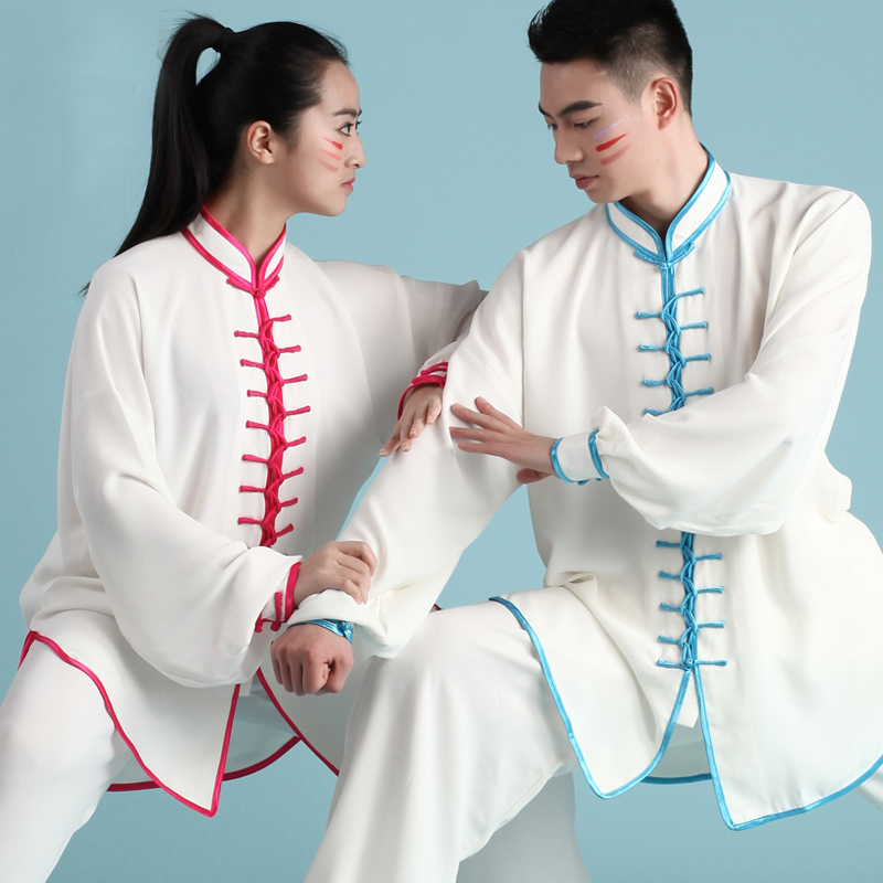 New 4colors High Quality Tai chi clothing Martial arts Suit Kung fu Clothes Taijiquan practice performance Uniform мужские часы cerruti 1881 cra102a222k