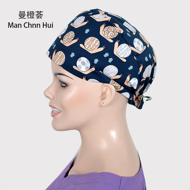 1fb92cb4e US $9.51 29% OFF|Hospital Surgical Cap Blue Superman Print Medical Cap Pet  Doctor Nurse Lab Clinic Dental Scrub Hats Adjustable-in Accessories from ...