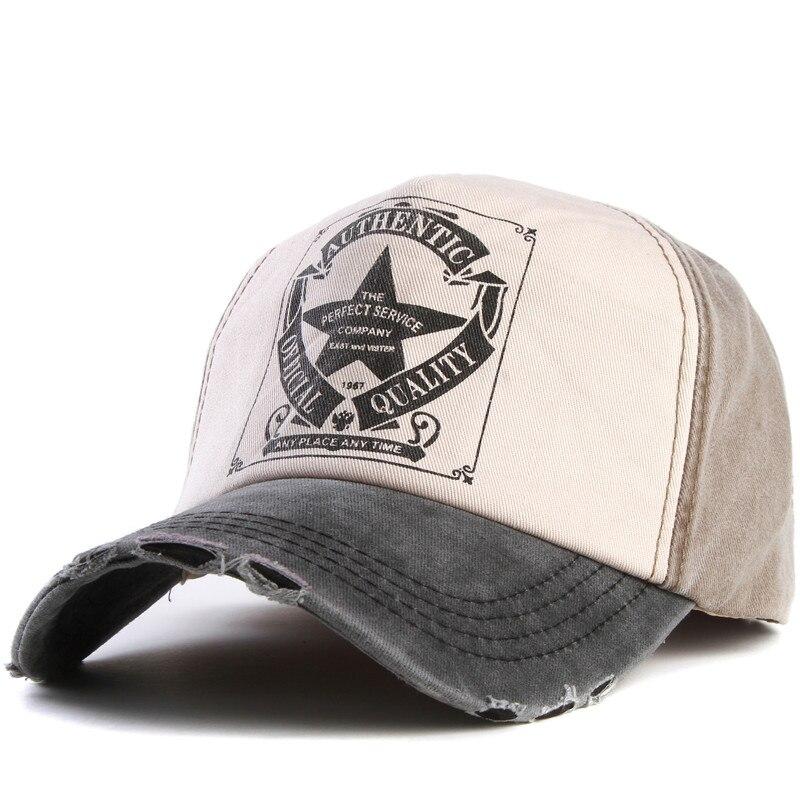 Xthree Retro Baseball Cap Women Fitted Cap Snapback Hats