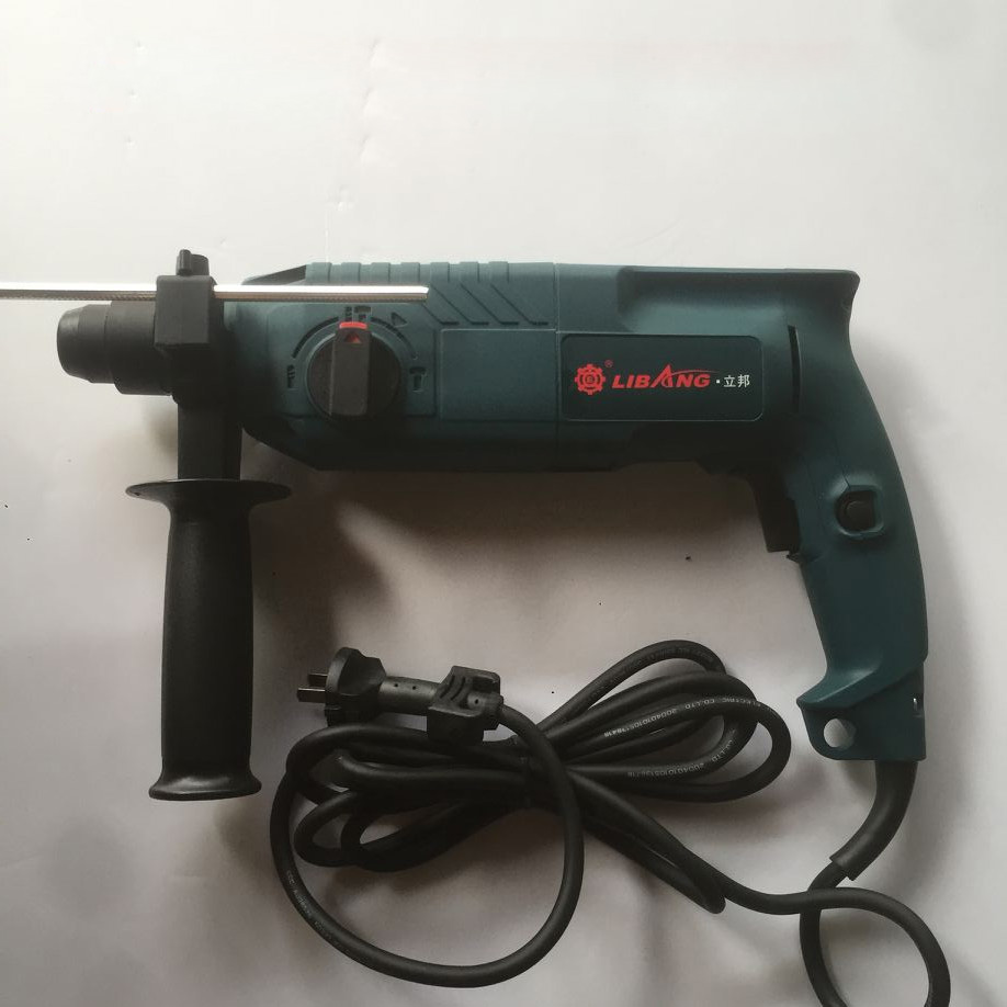 Nippon Electric Drill, Household Drilling Drill, Multi-function Pistol Drilling Electric Rotary Large Micro Hammer