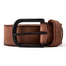 Vintage Handmade Genuine Leather Belt