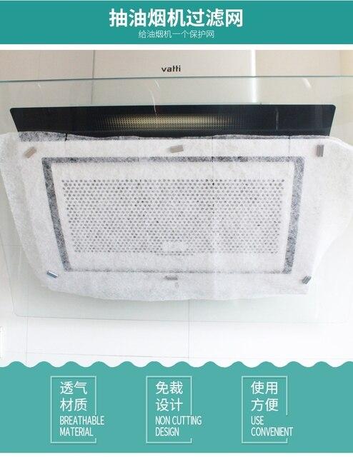 1 Pack Japon Importés Cuisine Anti Brouillard Autocollants Hotte D