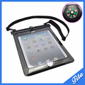 Frete grátis Waterproof Case para iPad 2 / 3 / 4 / 10 polegada de ar para Tablet de 10 metros saco de mergulho