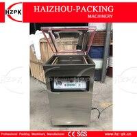 HZPK стенд один камерный вакуумный упаковщик машина съемный с корпус из нержавеющей стали вакуумный упаковщик для вакуумной сумки для FoodDZ 400L