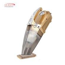 Nueva Alta Calidad 4 En 1 Aspirador de Coche En Seco y Húmedo Portátil de Doble uso Multi-función de Coche lavadora Herramienta