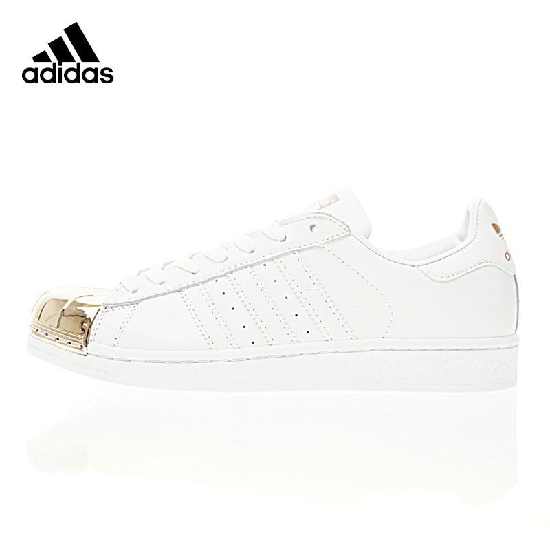 Adidas Clover Gold Label Women's Walking Shoes , White, Breathable Wear-resistant Damping Non-slip Lightweight BY2882 adidas clover gazelle men s and women s walking shoes pink breathable wear resistant lightweight non slip bb5264