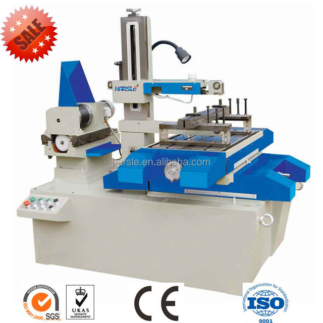 Die cutting cnc high speed wire cut edm Machine-in Wire EDM Machine ...