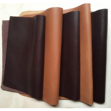 DIY manual leather head layer cowhide square pipi material A3 size