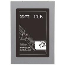 Gloway 7mm 2.5 Inch SATA3 SSD 512GB 1TB Solid State Drive SMI2246EN Controller Hynix Chipset