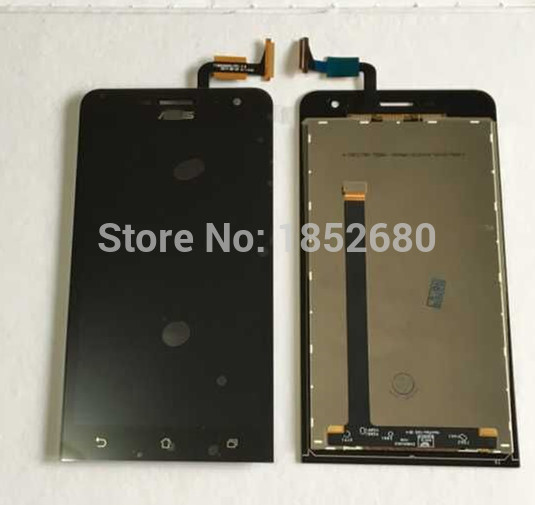LCD screen display+touch panel digiziter  For Asus Zenfone 5 LITE A502CG (Not for zenfone 5 A500CG)  free shipping