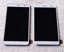Huawei Honor X1/X2 7d-503l 501u tactile LCD affichage X2GEM-703l avec écran assemblée cadre support shell