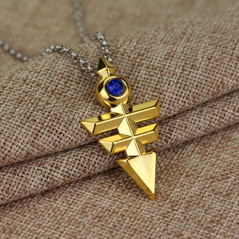 Аниме Yu-Gi-Oh YGO Millenium головоломка YuGiOh Yugi игрушка кулон ожерелье