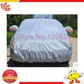 High quality!UNIVERSAL Anti UV RAIN Styling Sunshade Heat Protection Indoor Outdoor Full Car Cover Snow Dust Resistant
