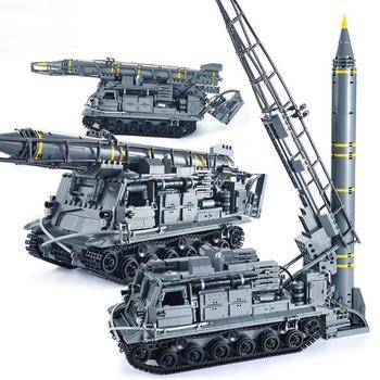 SCUD Missile Tank - Soviet Union Vehicle
