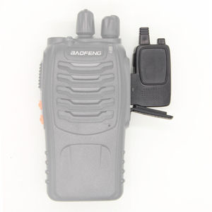 Image 1 - walkie talkie bluetooth wiressless programming adaptor with gps location share for baofeng uv 5r bf 888s anysecu radio station
