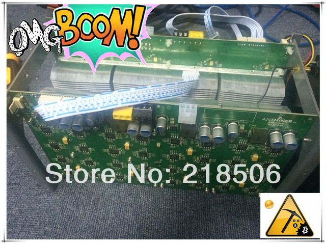 In Stock  S1 Ant BTC Miner 180GH/s  Overclock to 210 G BTC miner   Free hipping By DHL  EMS and So On