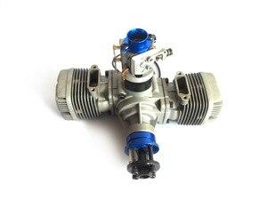 Image 2 - NGH 70CC 2 Stroke 2 Cylinder Gasoline / Petrol Engine GTT70 for RC Airplane