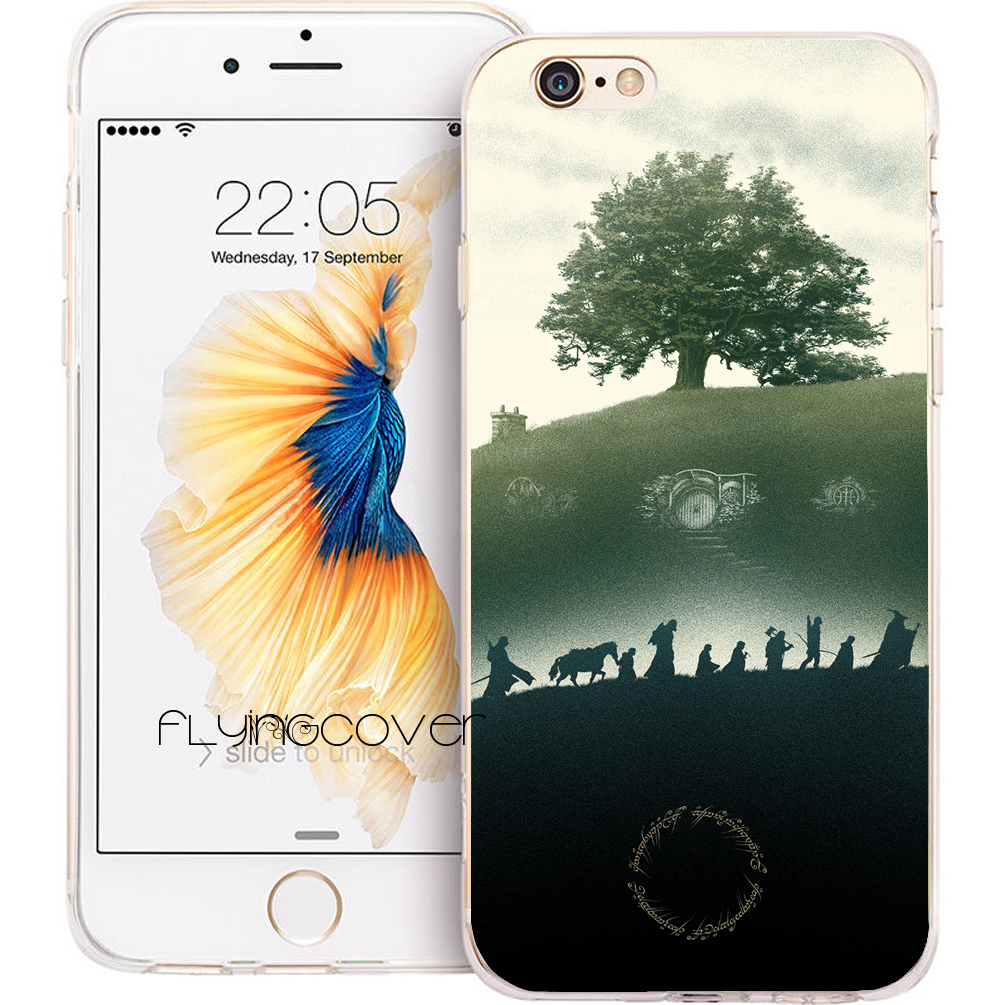 coque iphone x lord of the ring