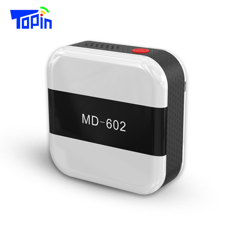 Mini GPS Trackers Locator with SOS Alarm Real-time Call Positioning Web iOS/Android APP Tracking for Kids Children Pets Vehicle
