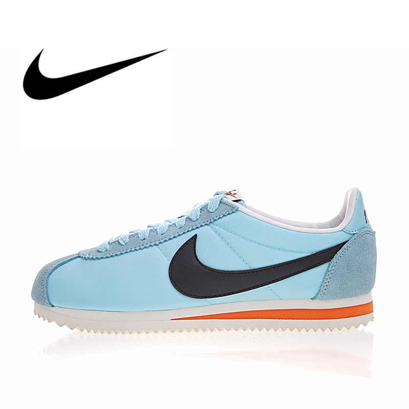 aaaab684db6 Nike Classic Cortez Women s Breathable Running Shoes Sport Sneakers  Athletic Designer Footwear 2018 New Low Top