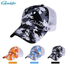 GAMAKATSU Man Sun Outdoor Sports Fishing Cap Hat Breathable