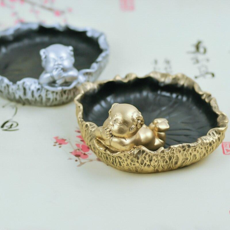 Grand cendrier personnalité créative belle chinois rétro ornements copain bar ameublement cadeau - 2