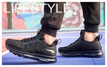 7fd66919e ≧ONEMIX Новый Для мужчин Мужская Спортивная обувь осень и зима Для ...