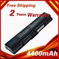 Батареи ноутбука PA3533U-1BAS для Toshiba Satellite L200 L201 L202 L300 L450D L555 L555D L305D L500 L500D L505 L550 M206 M207 M208