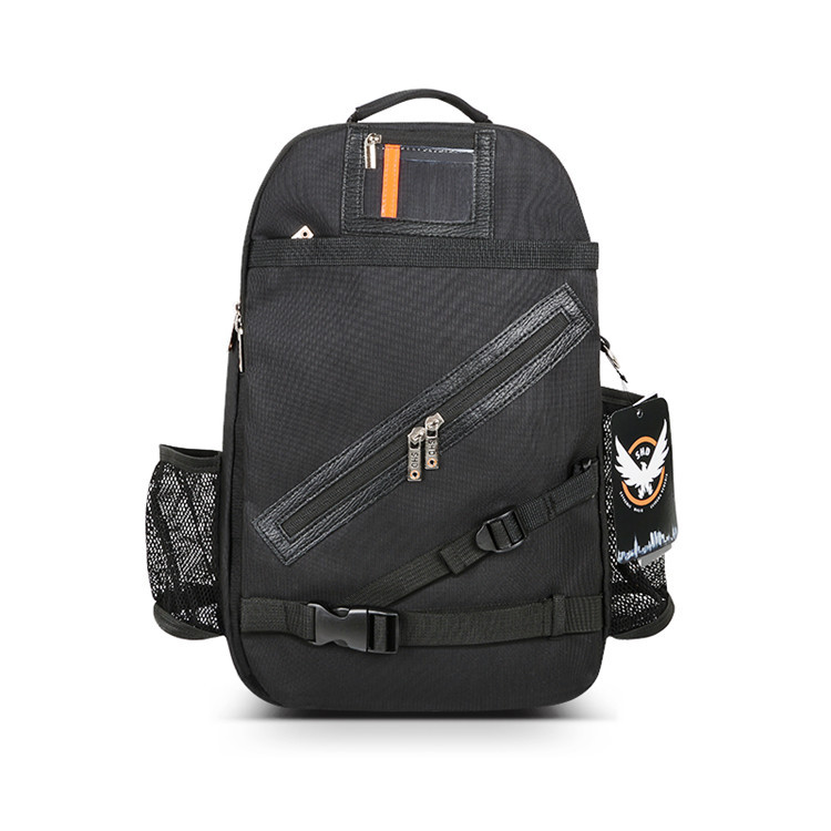 UBI Workshop Tom Clancy's The Division Collector's Edition Agent Go Backpack Bag SHD Unisex Teenager Gift Back to School Gift tom clancy s the division sleeper agent edition [pc]