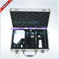 10pcs Gem Testing Tools Kits Equipment with Diamond Selector Gem Loupe for Jeweler's Selecting Tools.