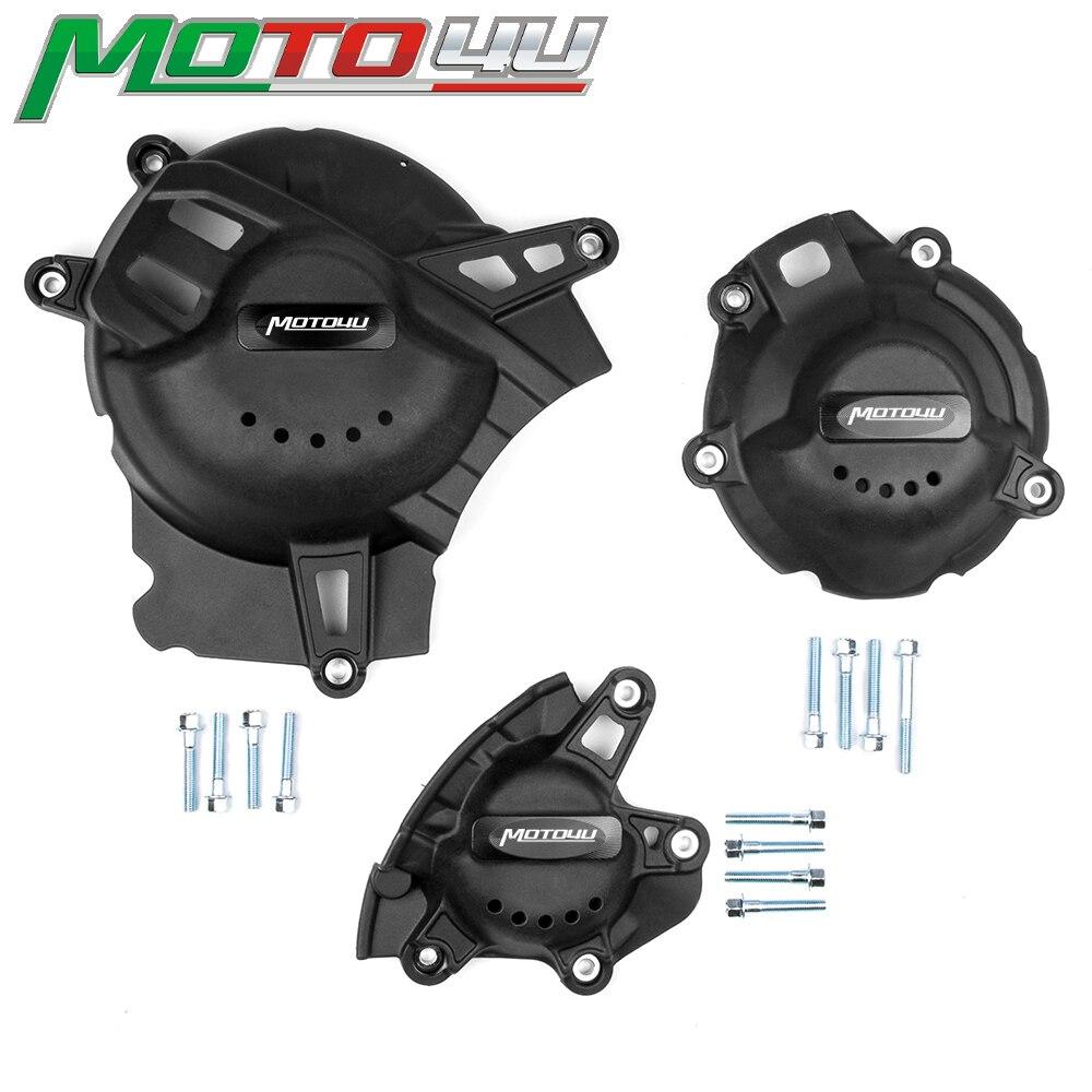 MOTO4U Motorcycles Engine Stator Crash Pad Slider Protector Frame Slider Engine Guard Tool For Suzuki GSX