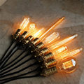 Vintage Edison Bulb E27 40W/60W Incandescent Lamp Retro Filament Light Bulb Pendant Lighting Home Decor Holiday Light AC220V