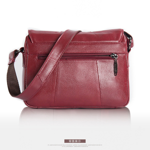Image 3 - GOLD CORAL Genuine Leather Ladies Shoulder Bags Luxury Womens Handbag Female Fashion Crossbody Bags for Women Tote Purse