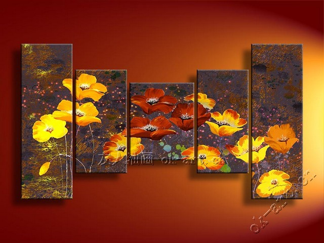 Buy abstract oil painting hand painted for Artwork on canvas for sale
