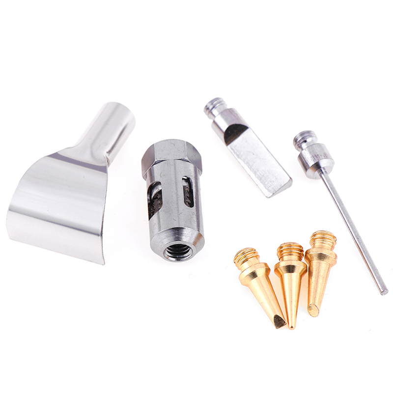 1Pcs Gas Soldering Iron Kit Welding Kit Gas Soldering Iron Head Torch Pen Tool Fit For HS-1115K Soldering Iron Cordless 26ml