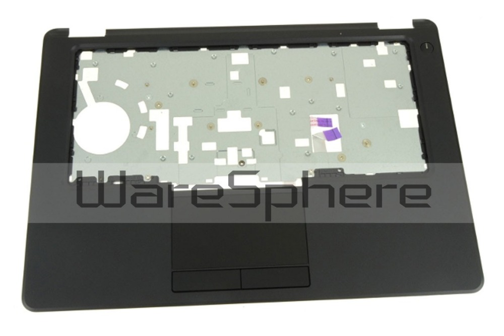 New Laptop Top Cover Upper Case W/TouchPad and Smart Card Reader for Dell Latitude E5450 0HXCK5 HXCK5 Notebook Case Black hsw 11 1v 31wh laptop battery for dell latitude 12 7000 e7240 latitude e7240 latitude e7250 latitude e7440 akku