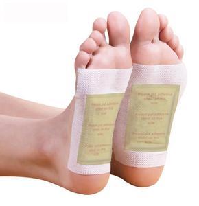 Image 3 - 400 adet/(100 çanta (200 adet) yamalar + 200 adet yapıştırıcılar) detoks ayak yamalar pedleri vücut toksinler ayak zayıflama temizlik ayak bakımı aracı