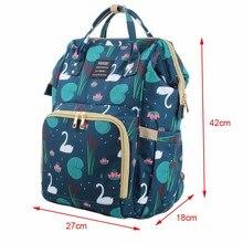 Large Capacity Baby Care Diaper Bag
