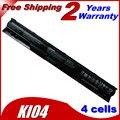 Bateria do portátil para hp hstnn-lb6s ki04 17-g000 ~ g099 jigu para pavilion 14-ab000 ~ ab099 15-ab000 ~ 15-ag000 ~ ag099 hstnn-lb6t ab099
