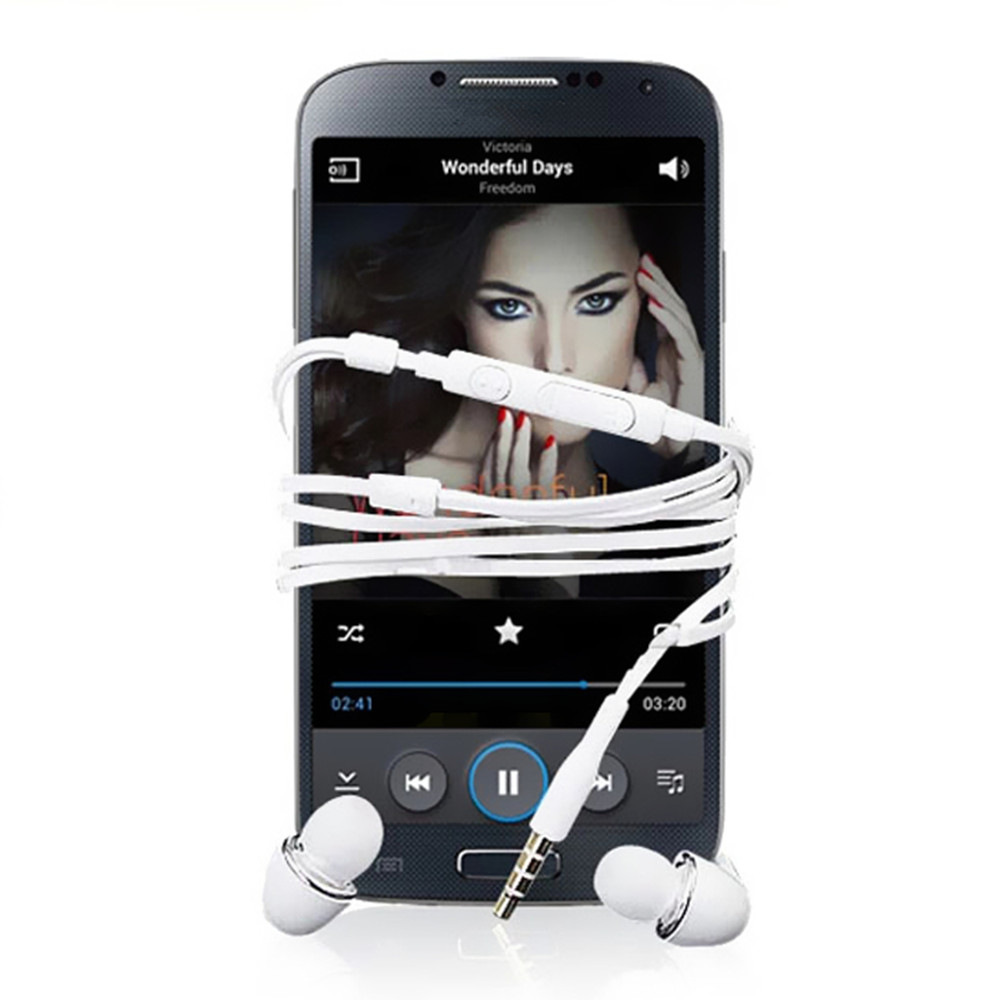 M159 Super Bass In Ear Earphone 3 5mm Jack Stereo Headphone 1 2m Polaroid Metal W Microphone Tangle Free Cable Handfree Headset Pre203 Sv New 35mm Handsfree With Mic For Samsung Galaxy S4 S3 Note3 N7100 Mobile