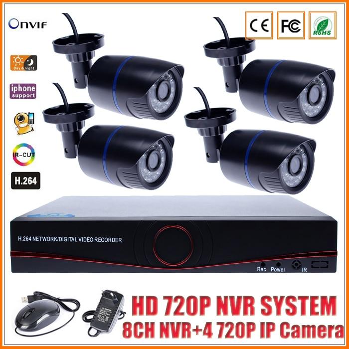 Система видеонаблюдения NVR 1