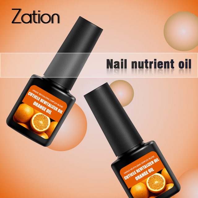 Zation 1Bottle Nails Nourishment Oil Professional Nail Nutritional Oil Polish Gel Nail Treatment Lacquer Cuticle Manicure Tools