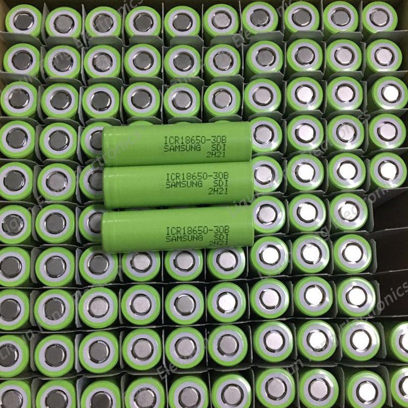Batteries-Samsung-3000MAH
